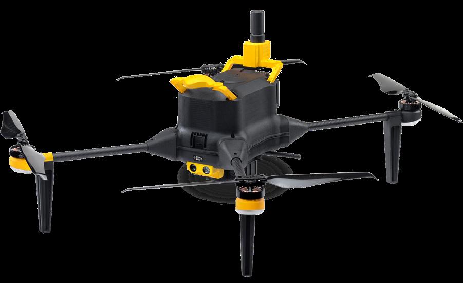 NPNT compliant drones