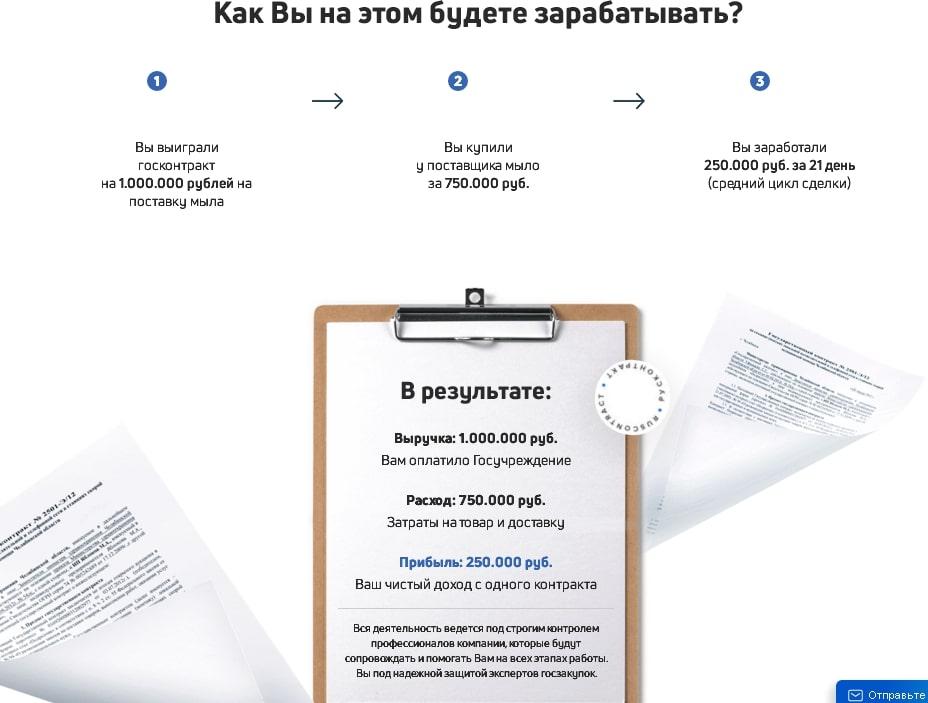 Доверять «Русконтракт» или нет: обзор с отзывами реальных клиентов