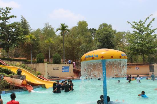 Manasa Water Park Ticket Cost