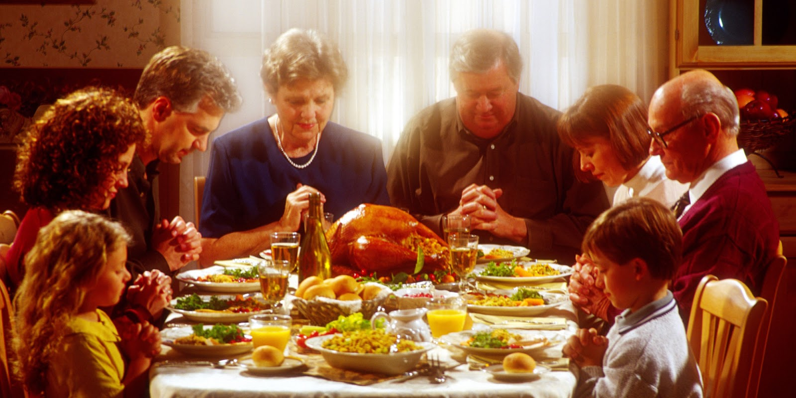Thanksgiving: Now And Then|The Circle