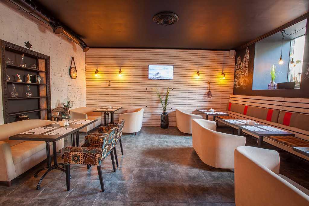 SHOOGA Уютное кафе аренда в городе Москва