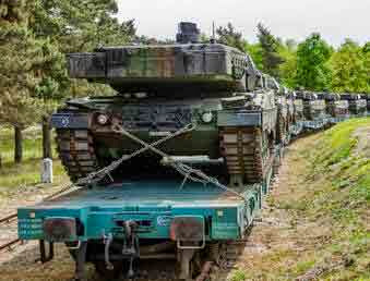 Танки Леопард для Польши