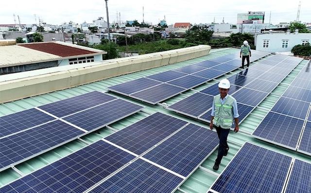Hệ thống điện mặt trời mang lại rất nhiều lợi ích cho gia đình