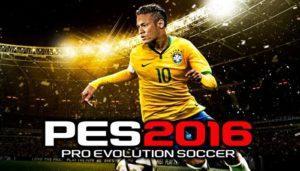 Pro Evolution Soccer 2016 Highly Compressed