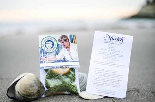 Newport Chowder Spice Packets