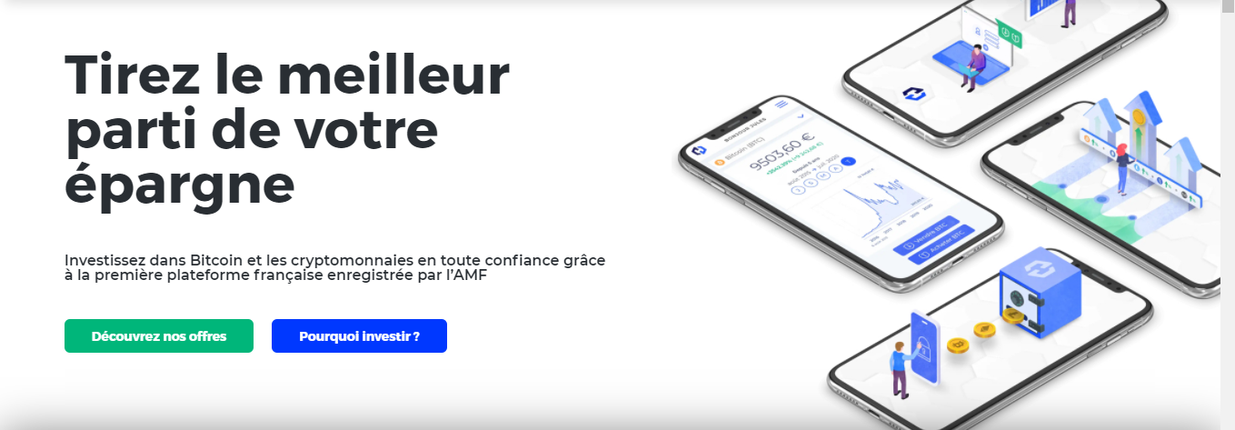 interface coinhouse