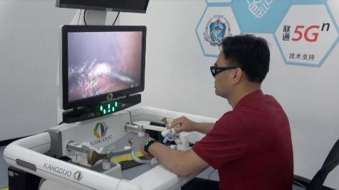 5G Technology used in remote surgery experiment in China - YouTube