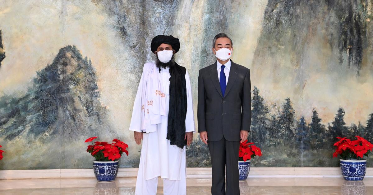 Chinese officials and Taliban meet, in sign of warming ties   Taliban News   Al Jazeera