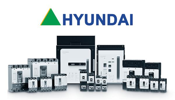 Thiết bị điện Hyundai, Aptomat, MCCB, MCB, ELCB, RCCB, Máy cắt ACB