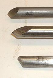 Sharpening Basic Woodturning Tools