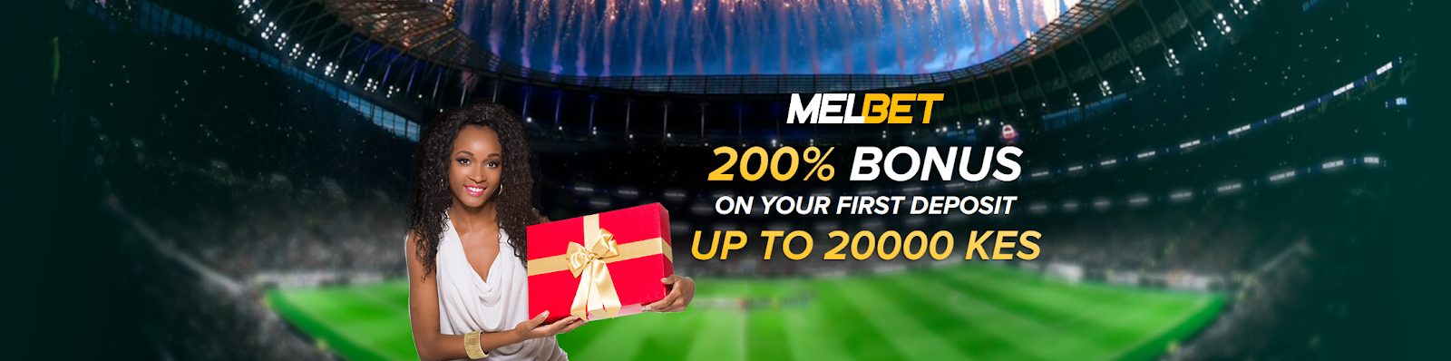 Melbet Kenya 200% Welcome Bonus