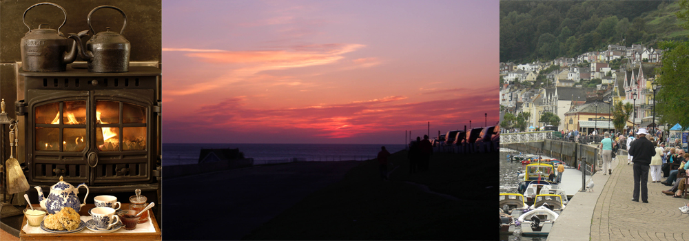 Sit in front of a fire or enjoy a sunset by the beach on your valentines stay in Devon.