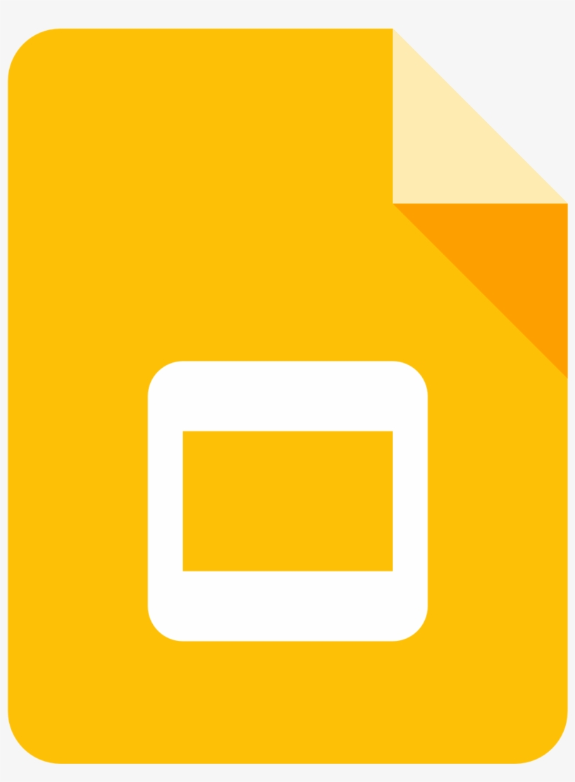 Google Slides Icon, Download At Icons8 - Google Slides Logo Png ...
