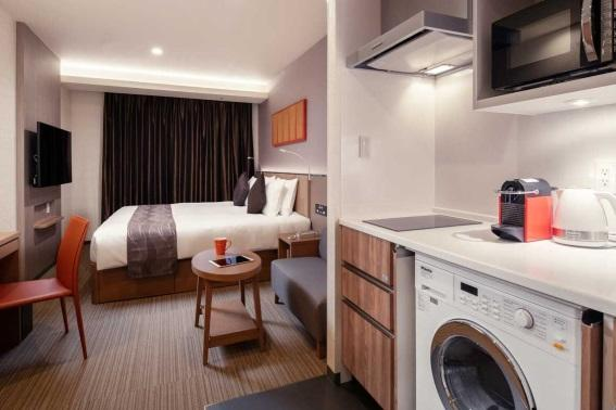 Image result for serviced apartment