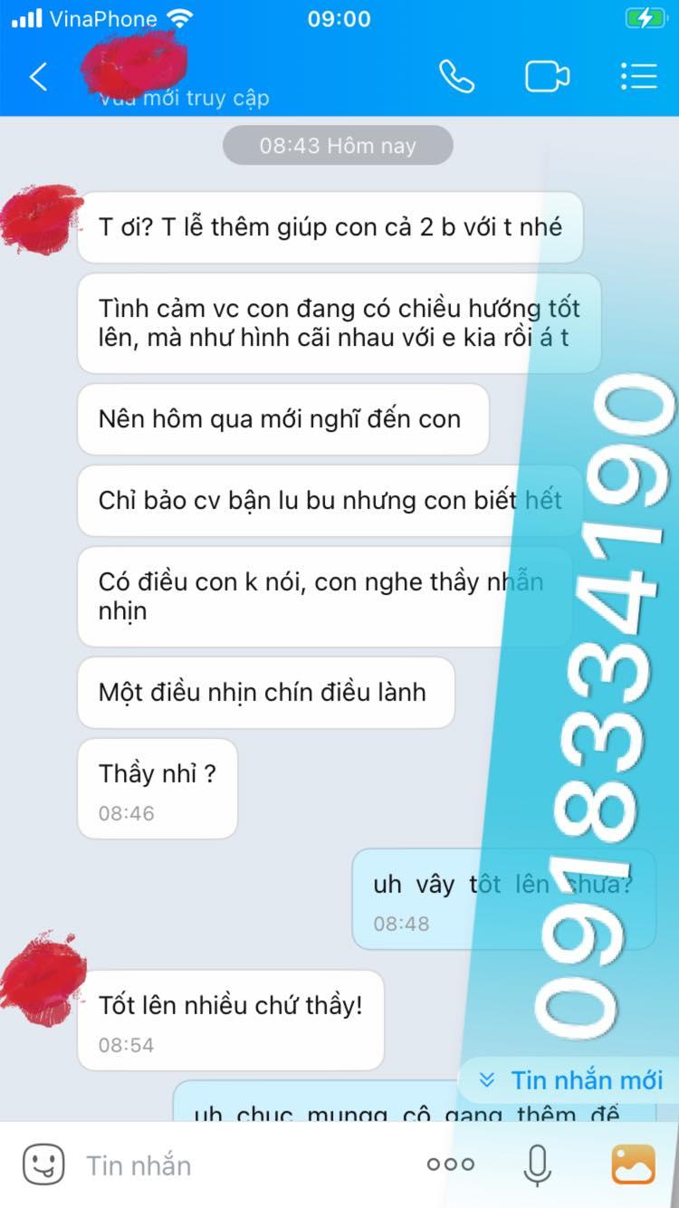 bùa yêu ở Thái Bình