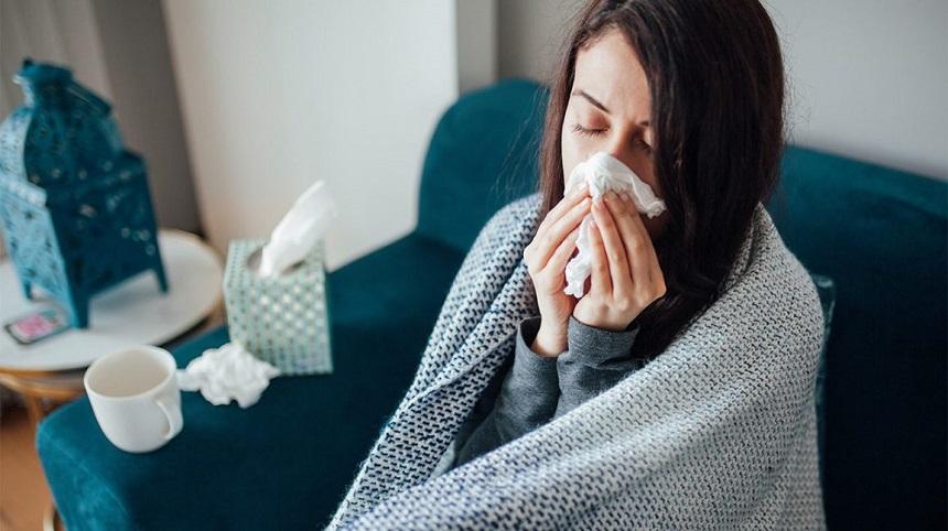 Giảm ngay tình trạng nghẹt mũi khi tắm nước nóng