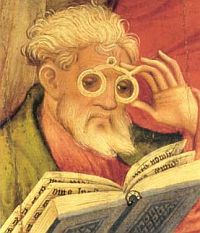 "Conrad-von-Soest: ""apostle with spectacles"" – 1403"