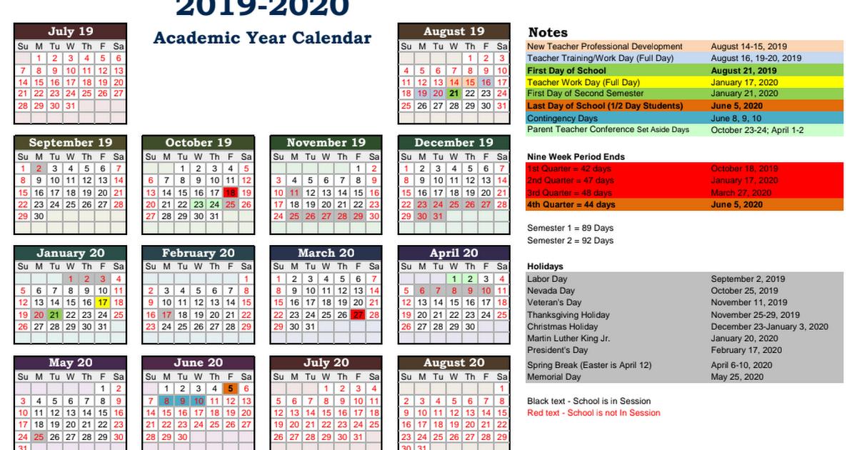 February Calendar M - F 2020 Calendar 2019 2020 MASTER.pdf   Google Drive