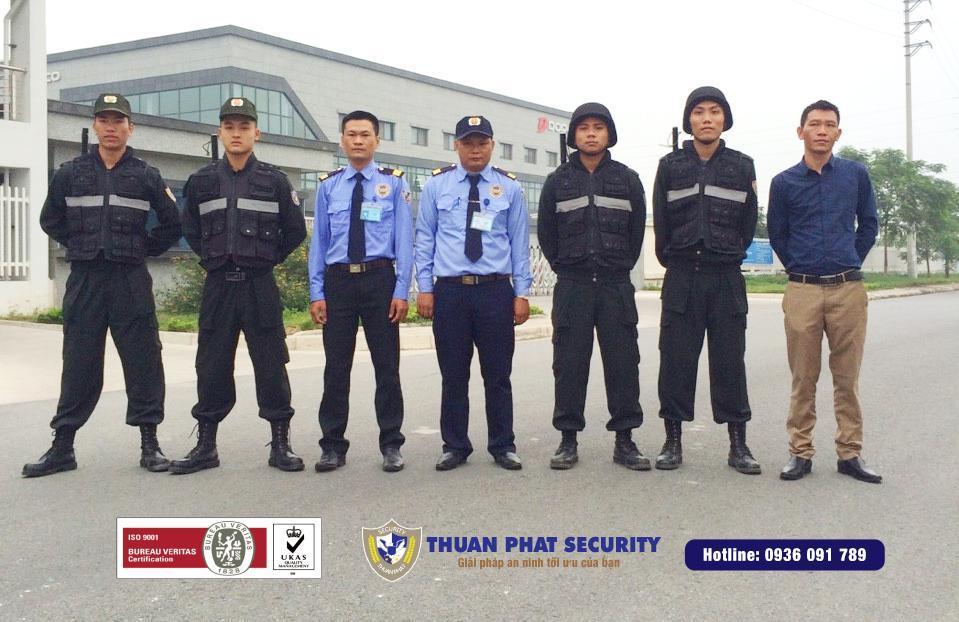 Tìm hiểu về dịch vụ bảo vệ tại tphcm