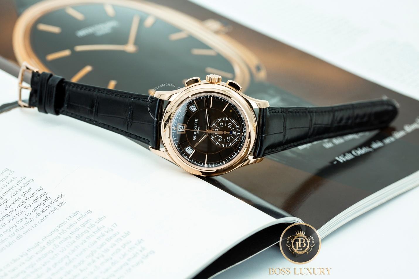 Boss Luxury mách bạn 5 mẫu đồng hồ nam tuyệt đẹp theo từng phong cách - Ảnh 5