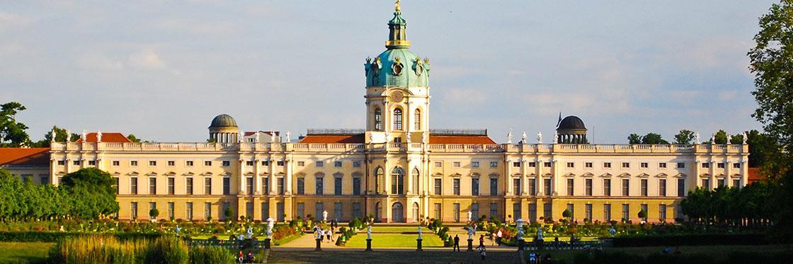 Image result for Charlottenburg Palace  images