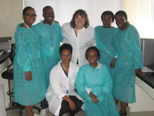 Women In Forensic Science Serologist DNA Analyst