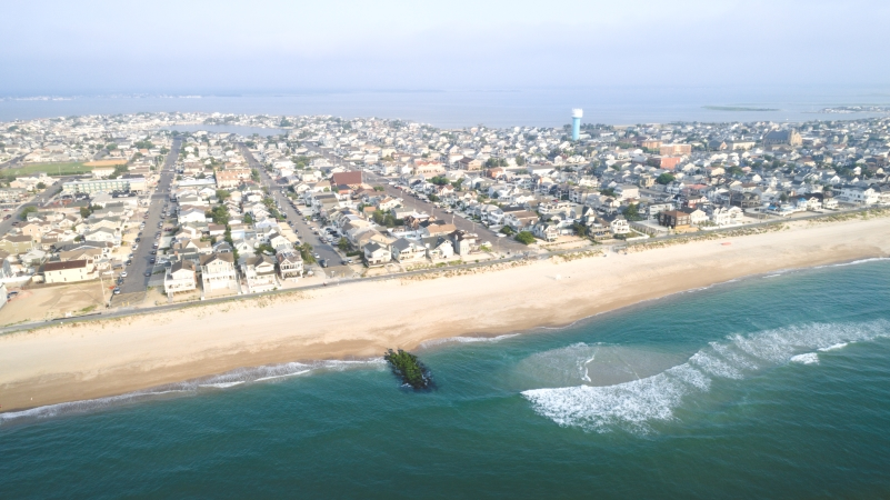 The Jersey Shore is a nice region to consider when moving to New Jersey.