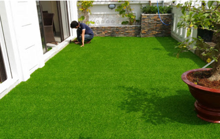 Trồng cỏ giúp cải thiện được chất lượng cuộc sống