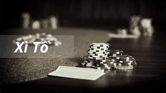 Xì Tố là thể loại game bài khá tương đồng như Poker