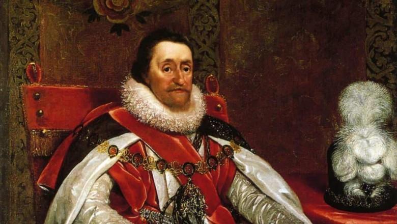 Чем ознаменовал себя в истории король Яков? | homsk