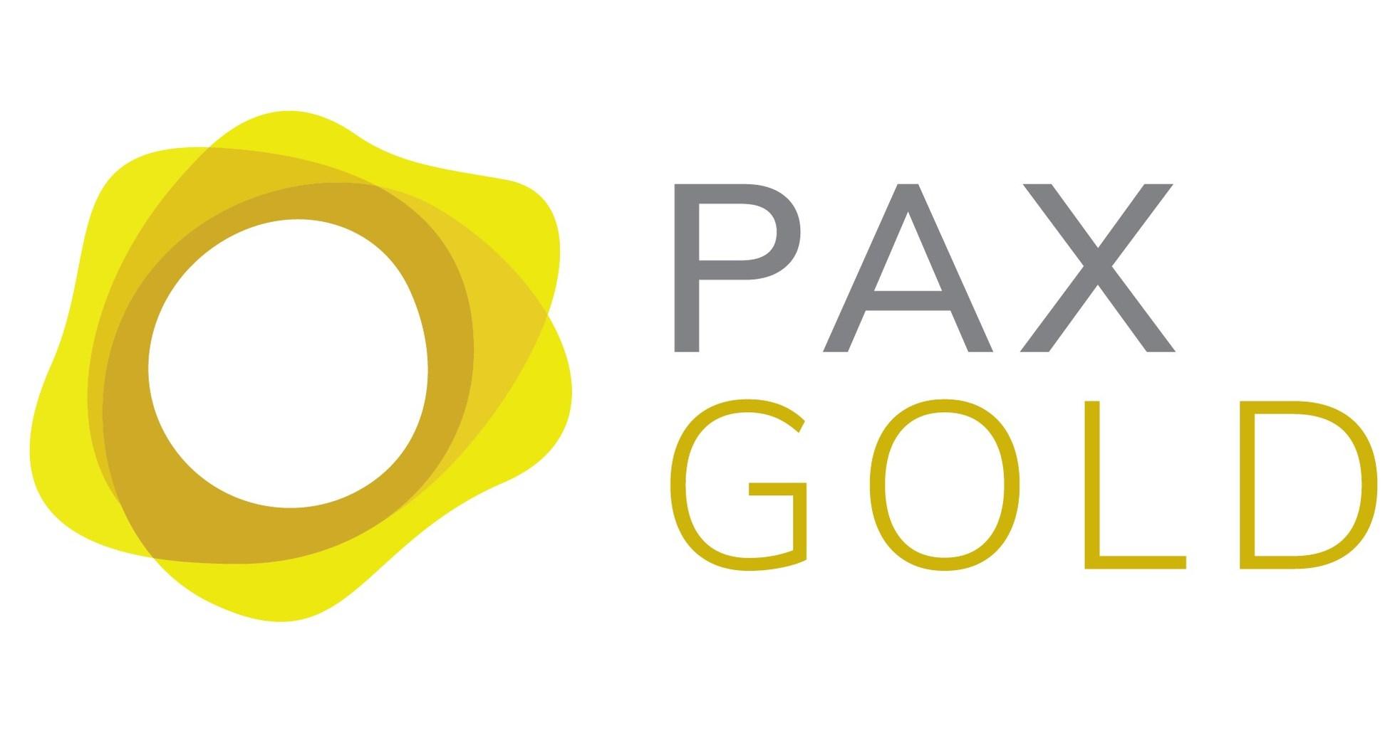Blog Pax Gold Logo