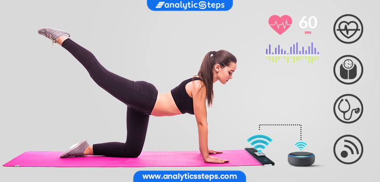 This images shows how yogifi AI- powered yoga mat  is guiding  yogi's to better practice their asanas.
