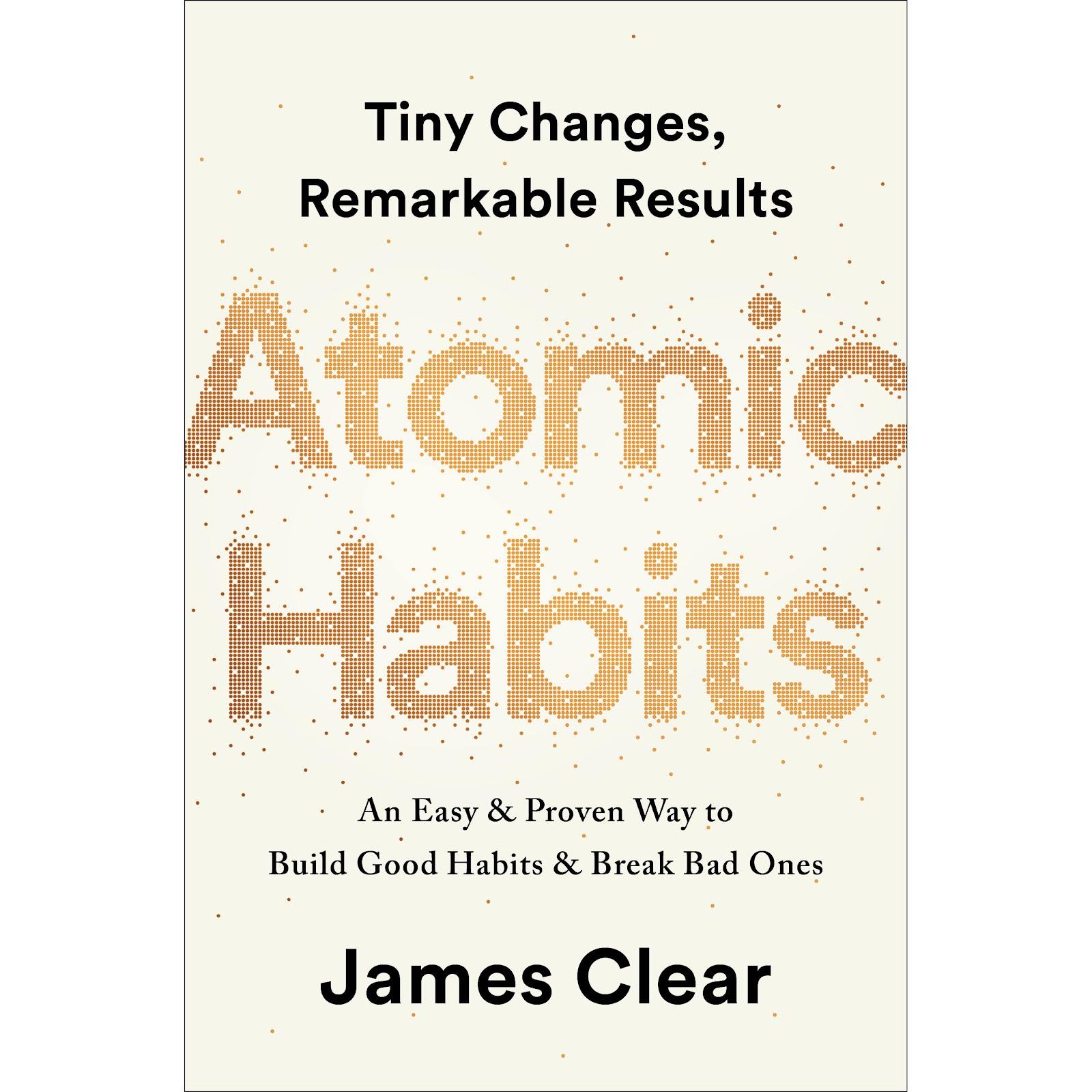 Atomic Habits - Amazon Charts #6