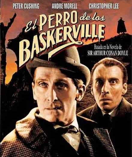 El perro de Baskerville (1959, Terence Fisher)
