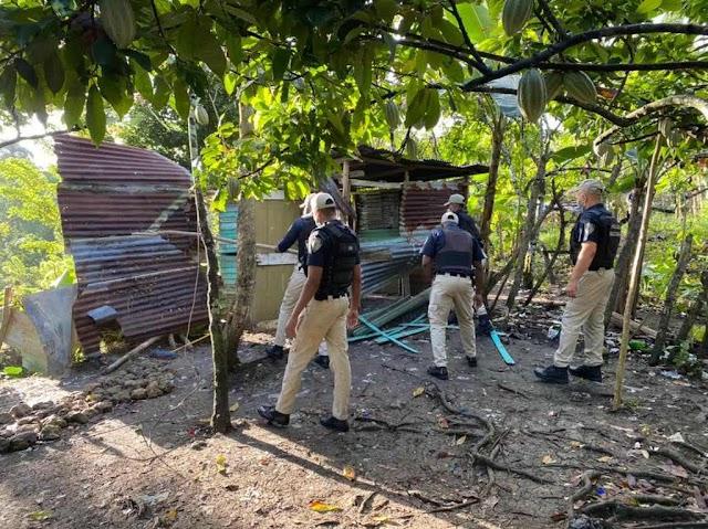 Realizamos un operativo preventivo y antidrogas en La Guama SFM; ocupan drogas y apresan tres hombres