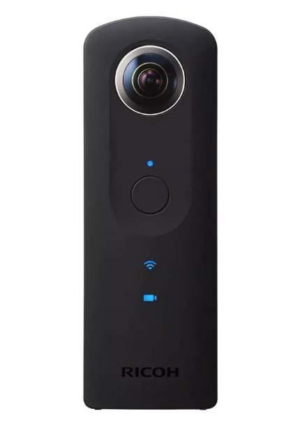 Types Of Cameras 360-Degree Cameras