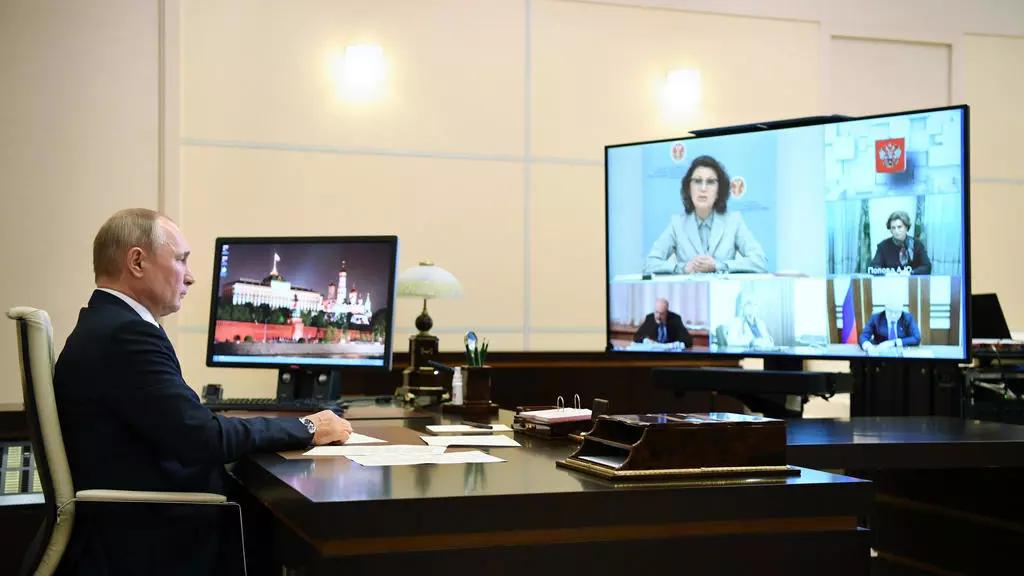 """""""Продление срока Путина не упоминается"""""""