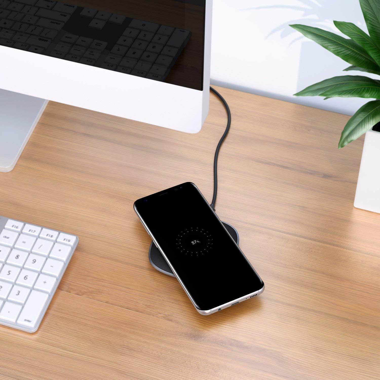 les prochaines tablettes tactile sous #ChromeOS seront équipé d'un chargeur QI sans fil