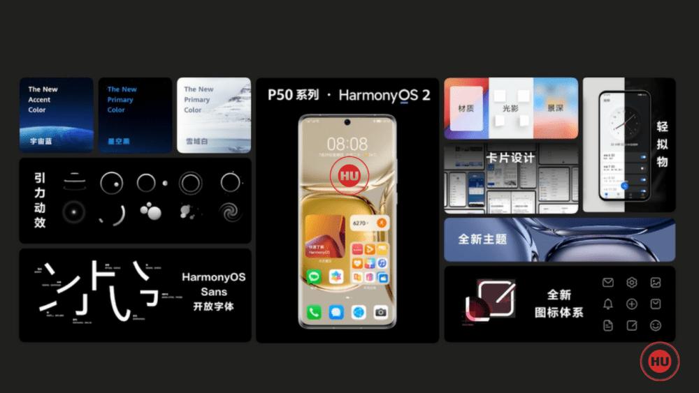 Huawei P50 Main Event Highlight
