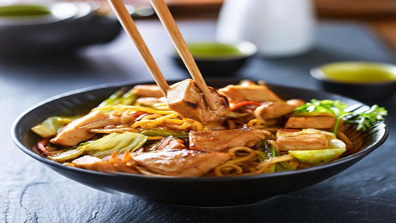 receita de yakisoba de frango