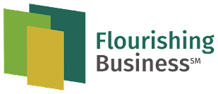 Flourishing Business Logo