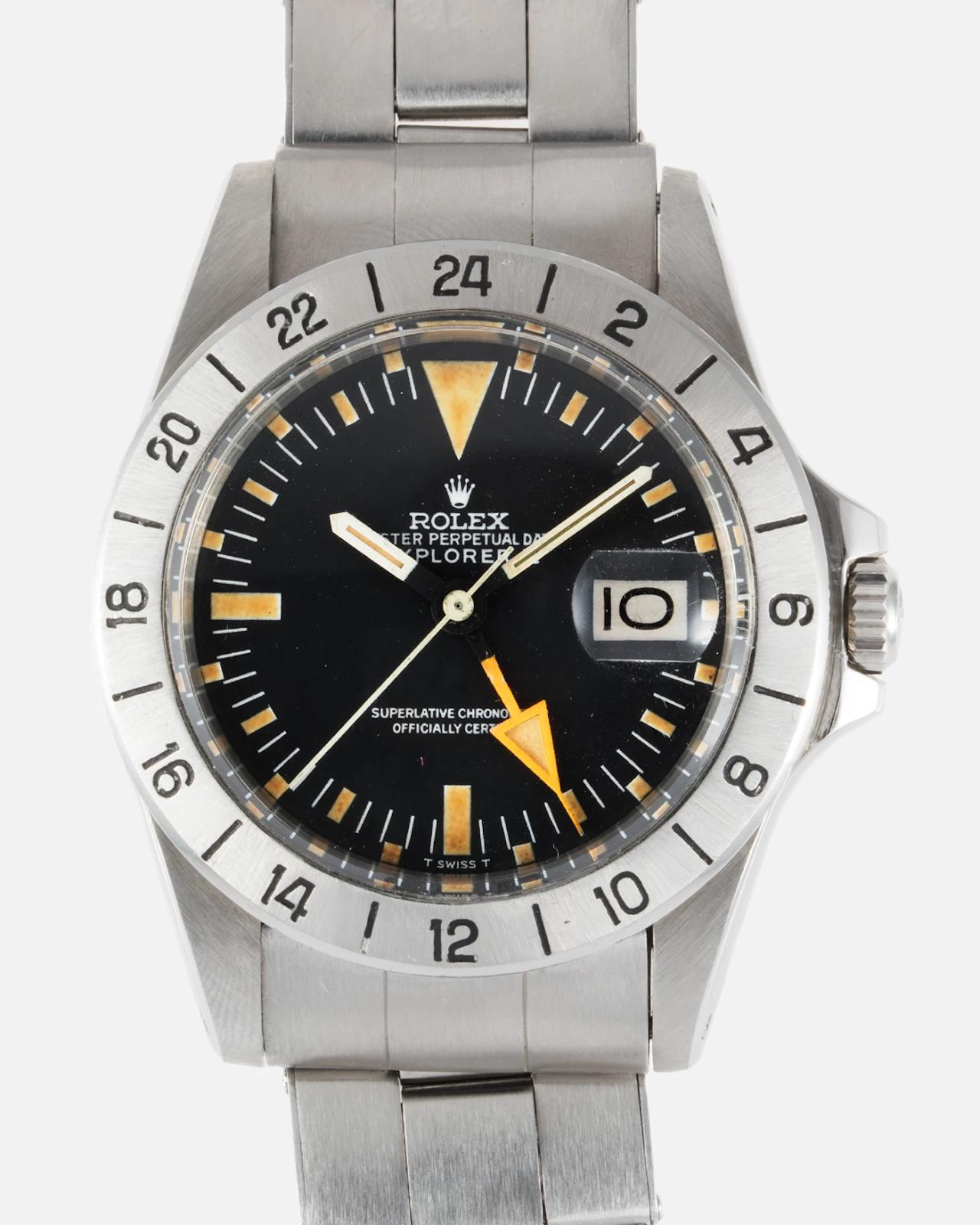 Rolex Explorer II Ref 1655 'Freccione' Price