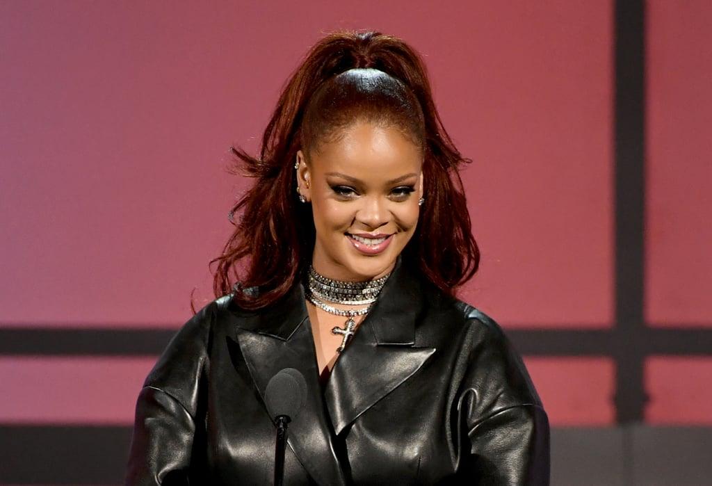 Nhìn Rihanna mà xem, Spicy Ginger chắc chắn là màu tóc phù hợp với mọi làn da!