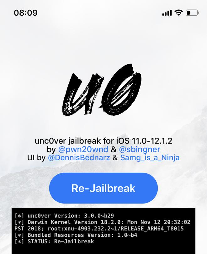 iOS 12 chính thức bị jailbreak, mời tải về công cụ - Ảnh 2.