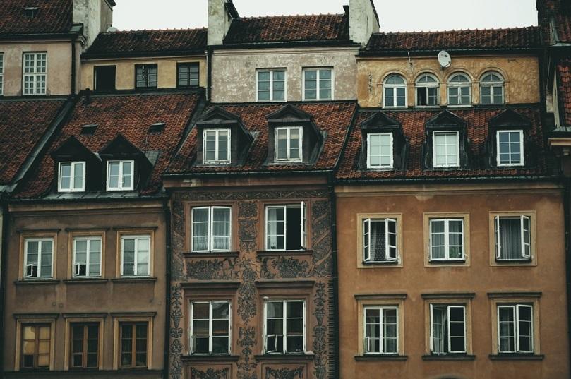 Apartamento, Arquitectura, Ladrillo, La Construcción De