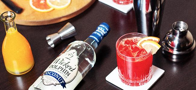 A Vibrant Keto-Friendly Drink