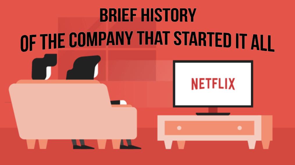 History of Netflix