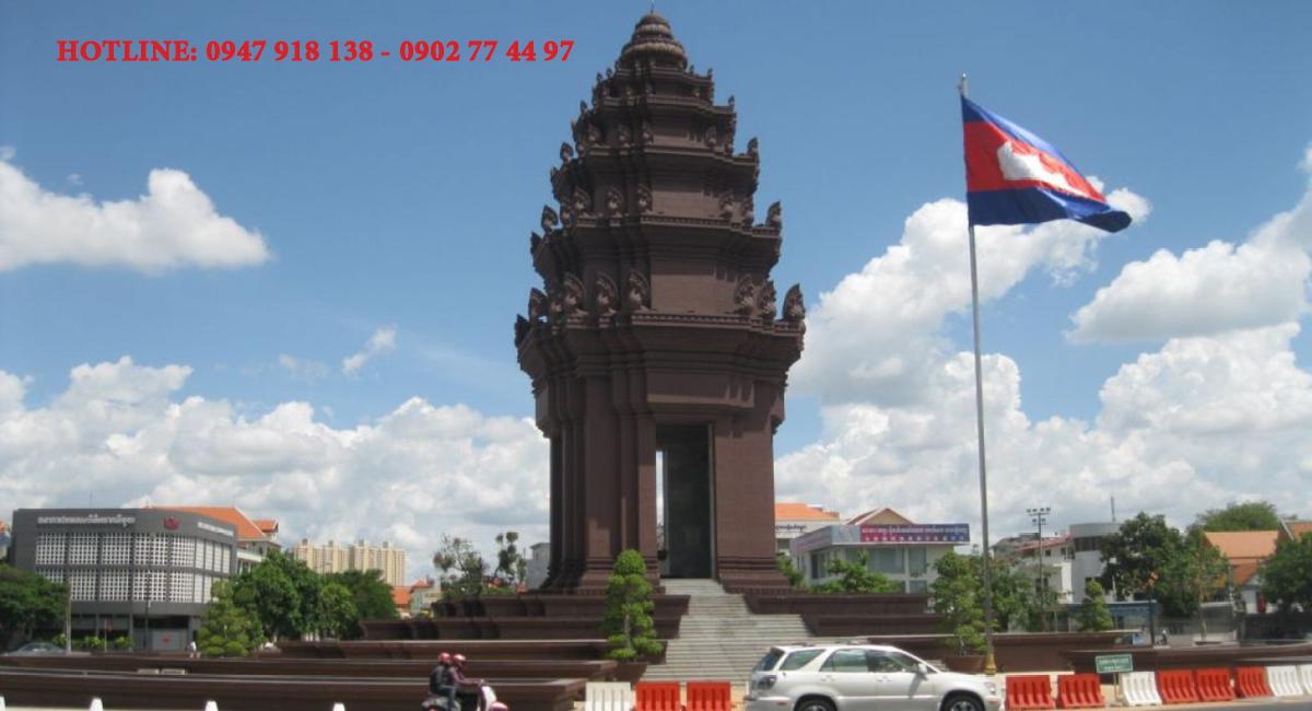 thủ tục nhập khẩu vào Campuchia