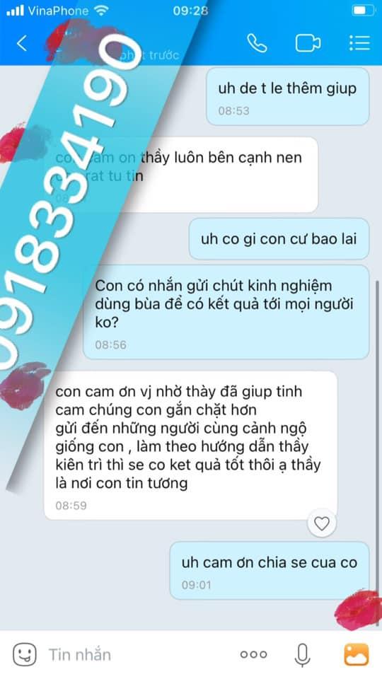 Bùa yêu dân tộc Thái