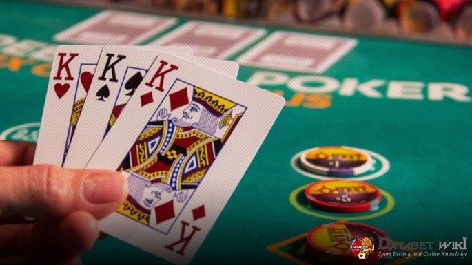 โป๊กเกอร์ 3 ใบ (3 Card Poker)